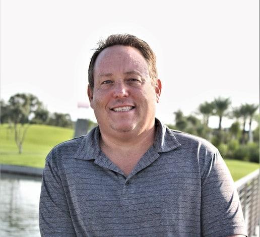 Photo of Chris Fraser, Licensed Agent.