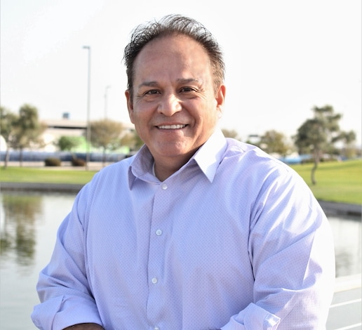 Photo of David Luna, licensed Medicare advisor
